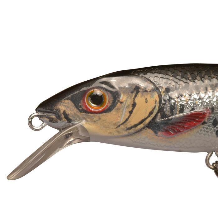 Drijvend kunstvisje hengelsport Glenroy 110 Voorn