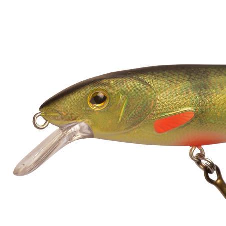 Glenroy 110 Perch Fishing floating plug bait