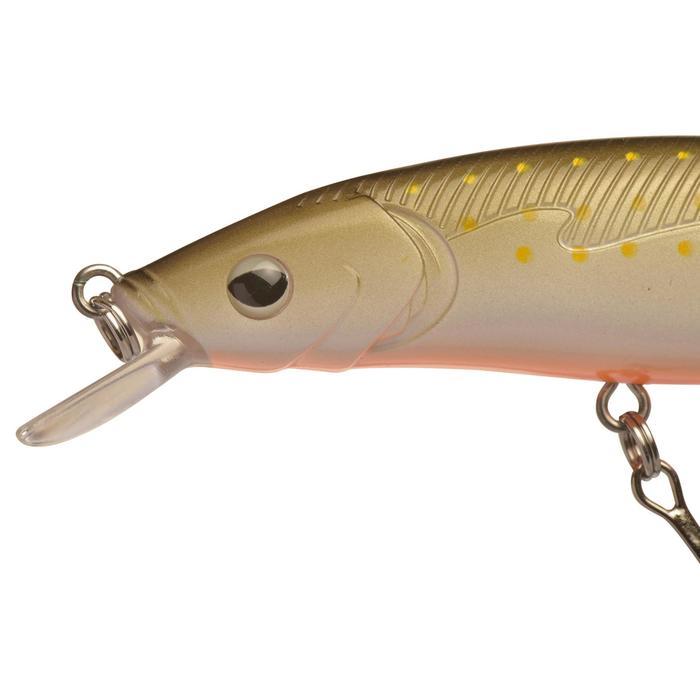Poisson nageur flottant pêche Quizer 100 Blue - 449082
