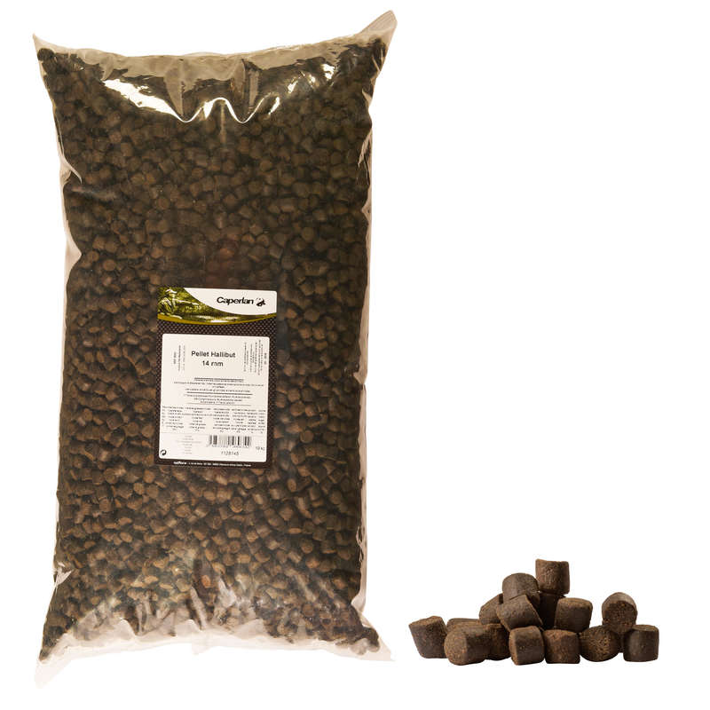 BOILIES, ESCHE CARPFISHING Pesca - Pellet FISH 10 kg CAPERLAN - CARPFISHING