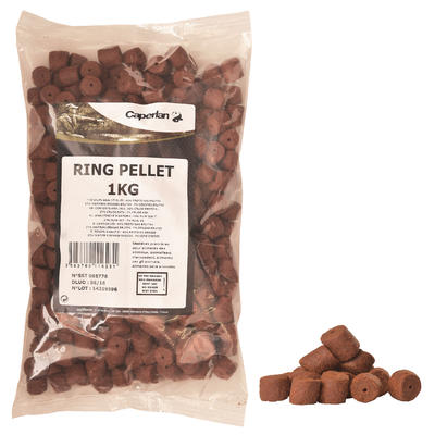 Pellets pêche de la carpe RING PELLETS 1 KG 14mm