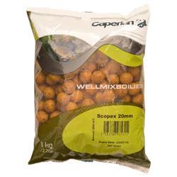 Boilies lokaas karpervissen Wellmix Boilies 1 kg - 449131