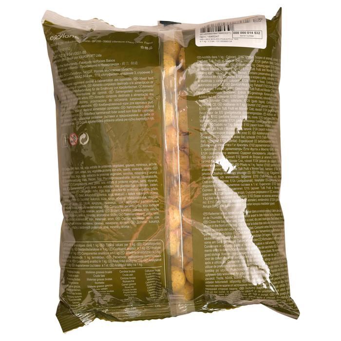 BOUILLETTES PÊCHE DE LA CARPE WELLMIX BOILIES 20MM 1 KG - 449144
