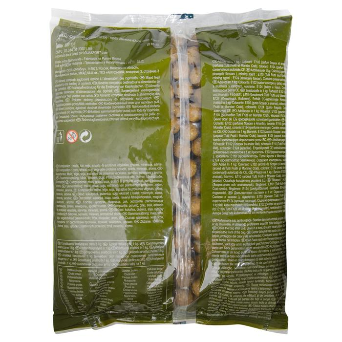 Boilies karpervissen Wellmix Scopex 14 mm 1 kg