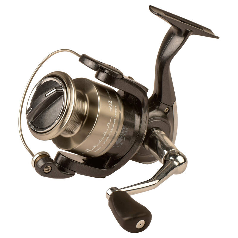 NAVIJÁKY LIGHT Rybolov - NAVIJÁK AXION 30 FD CAPERLAN - Rybářské vybavení