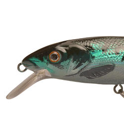 Zwemvisje hengelen op zee jerkbait Ltd Glenroy 110 Makreel - 449275