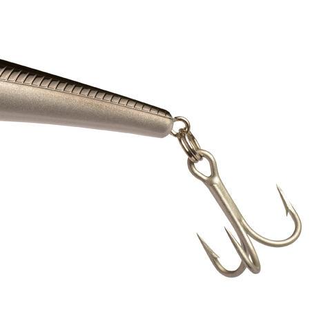 Воблер Tolson 120, плавучий, морський - Чорна спина
