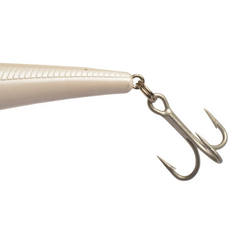 "Señuelo de pesca ""pez nadador marino flotante"" Tolson 120 Red Head"