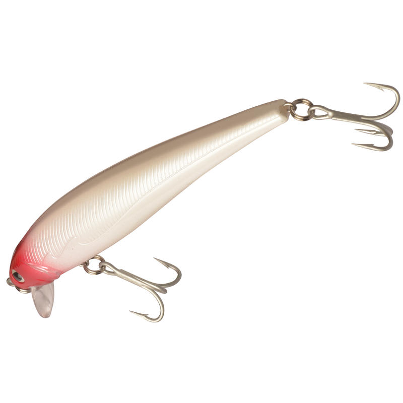 Tolson 120 Red Head Sea floating Plug Bait