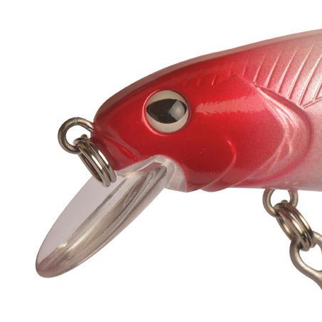Tolson 120 Red Head Sea floating Plug Bait