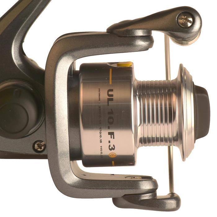 Moulinet pêche UL10 F3 Classic - 449350