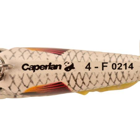 BARN 40 פיתיון דיג דמוי קשיח צף דג ליבקית