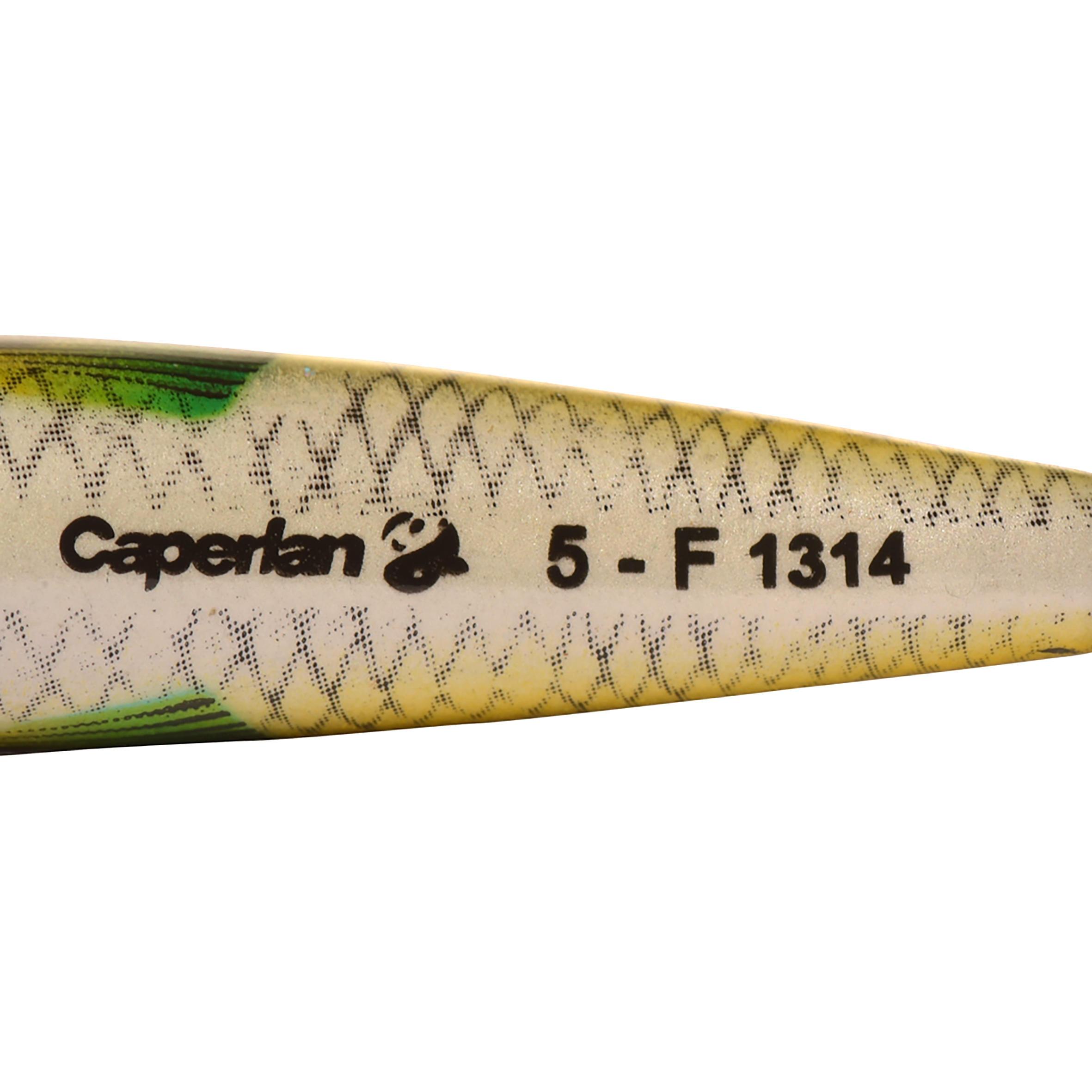 Trousse poisson nageur flottant pêche BARN 50