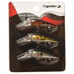 Kit Poisson nageur flottant pêche Kit BARN 50