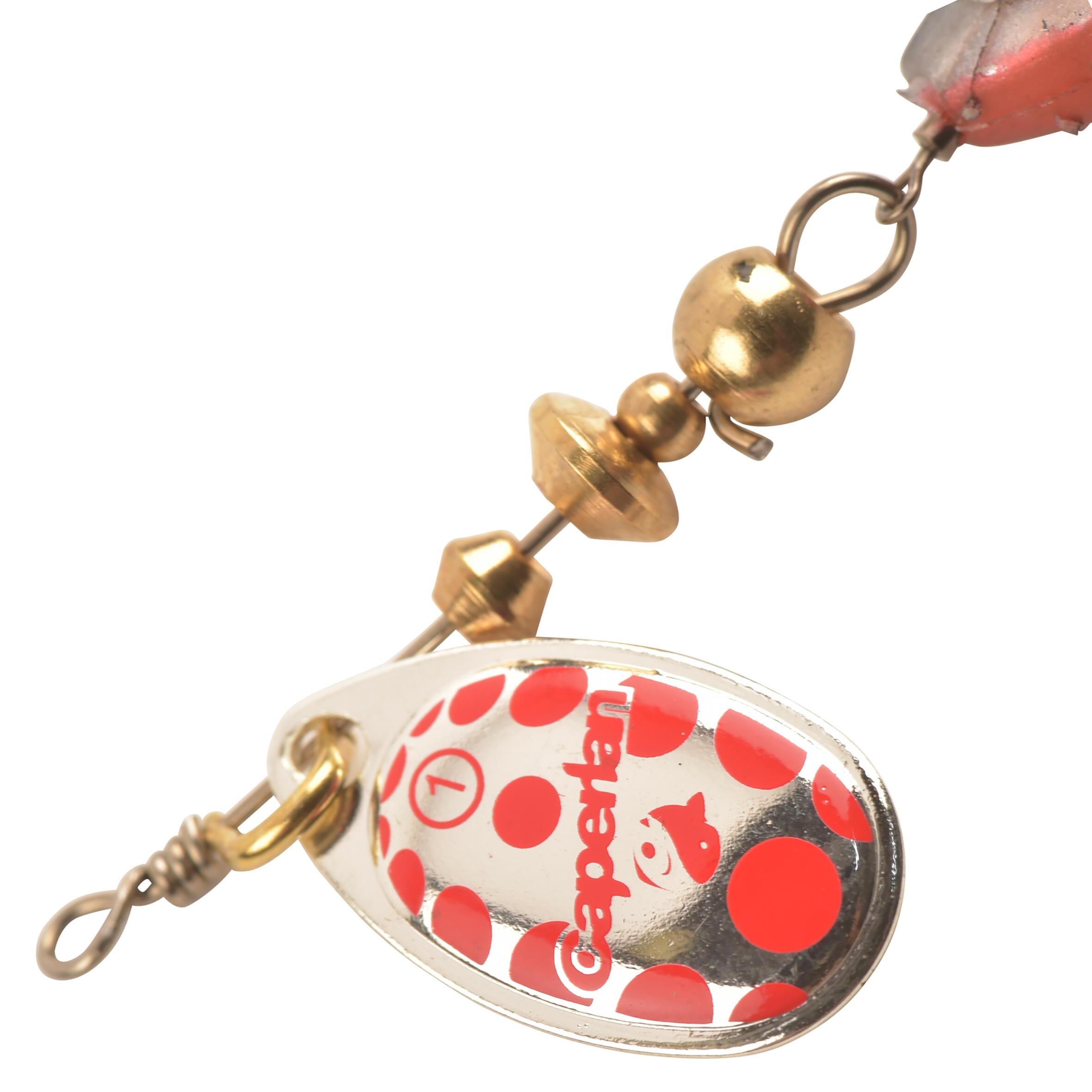 lepel hengelsport Spino #1 rood - 449569