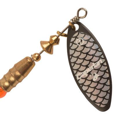 Cuiller pêche Taro _DIESE_1 argent/noir