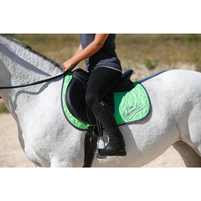 Pantalon équitation enfant 100 noir