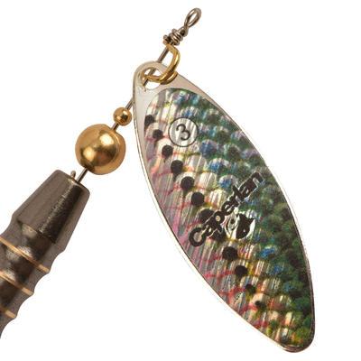 Cuiller pêche TARO _DIESE_3 fish x