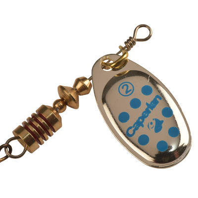 Cuiller pêche Weta _DIESE_2 Silver/Blue