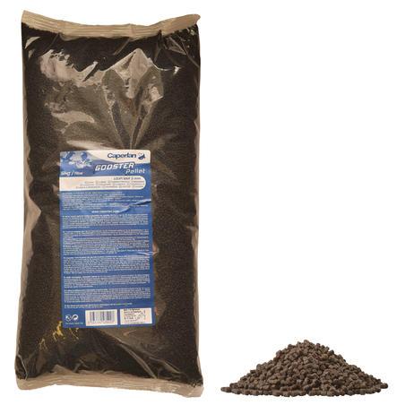 Sea fishing bass/seabass pellets Gooster 3 mm