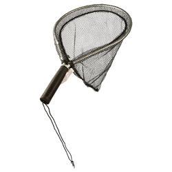 Racketvormig schepnet voor vliegvissen