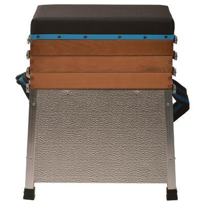 Seat basket 3 trays for still fishing