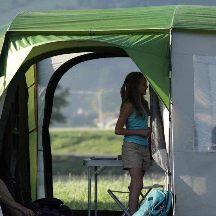 Tente de camping familiale Arpenaz 8.4 xl  | 8 personnes - 449956