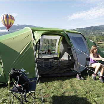 Tente de camping familiale Arpenaz 8.4 xl  | 8 personnes - 449963