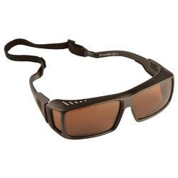 Aufsteckbrille polarisierend Angeln Duskybay OTG