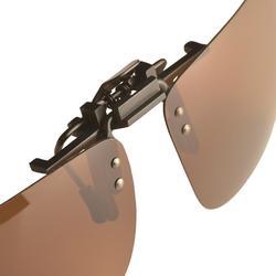外掛式偏光釣魚太陽眼鏡DUSKYBAY 100