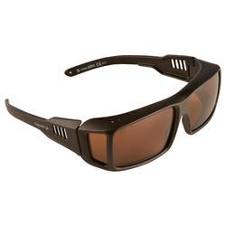 外掛式偏光釣魚太陽眼鏡DUSKYBAY 500