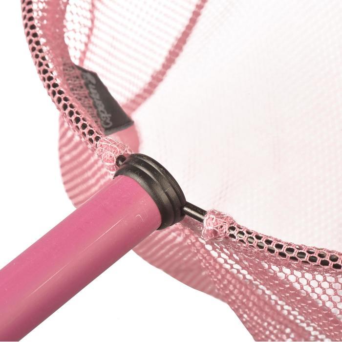 Kescher Wasserentdeckung rosa