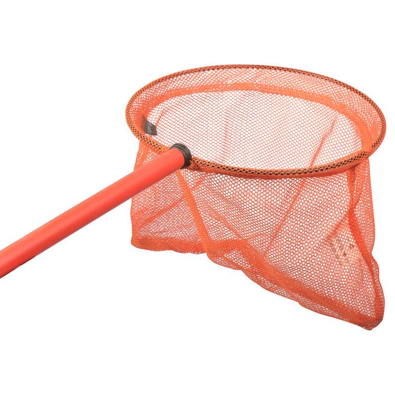 กระชอนช้อนปลา (สีส้ม)