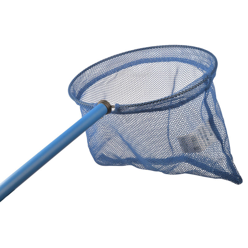 Sea discovery landing net yellow