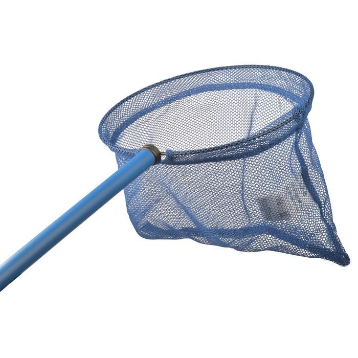 Épuisette de pêche BLEUE - 450052