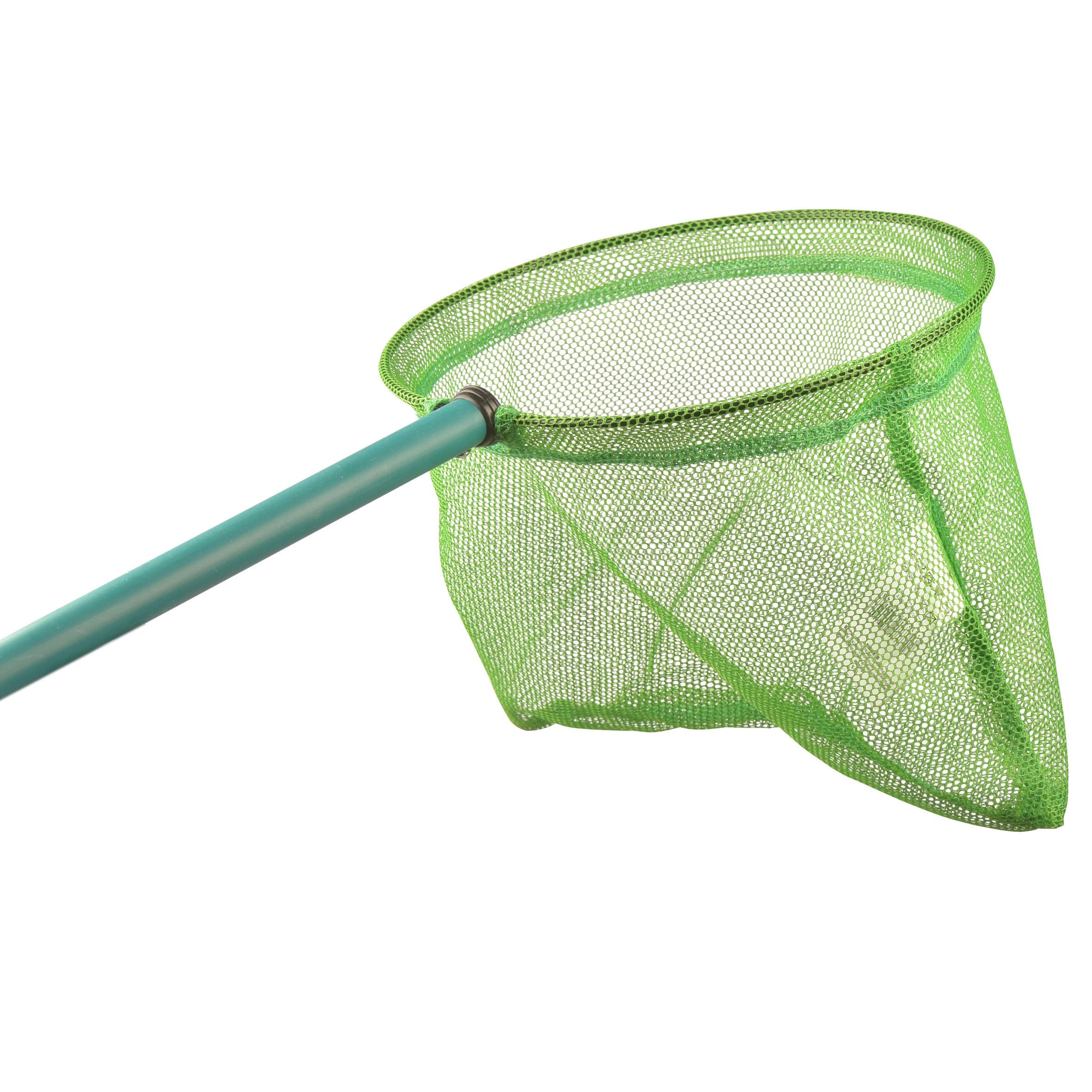 Landing net green...