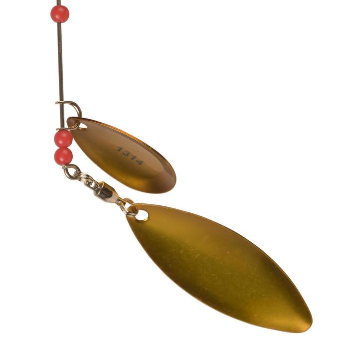 Spinnerbait kunstaashengelen Buckhan 3/8 oz - 450066