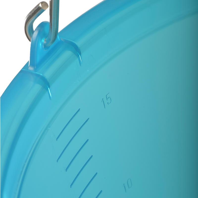Fishing Bucket 18L - Clear