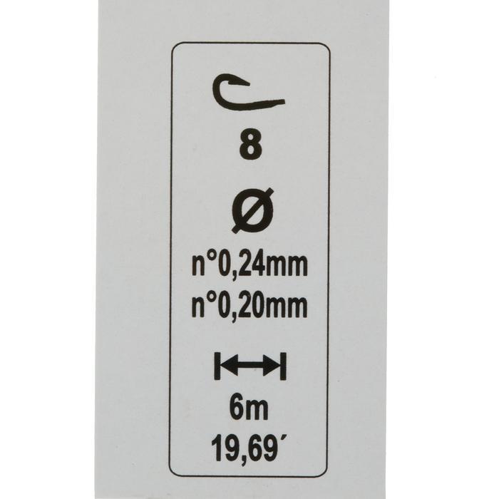 Fertigmontage RL Embelly #2, Meeresangeln, 10 g, Gr. 8