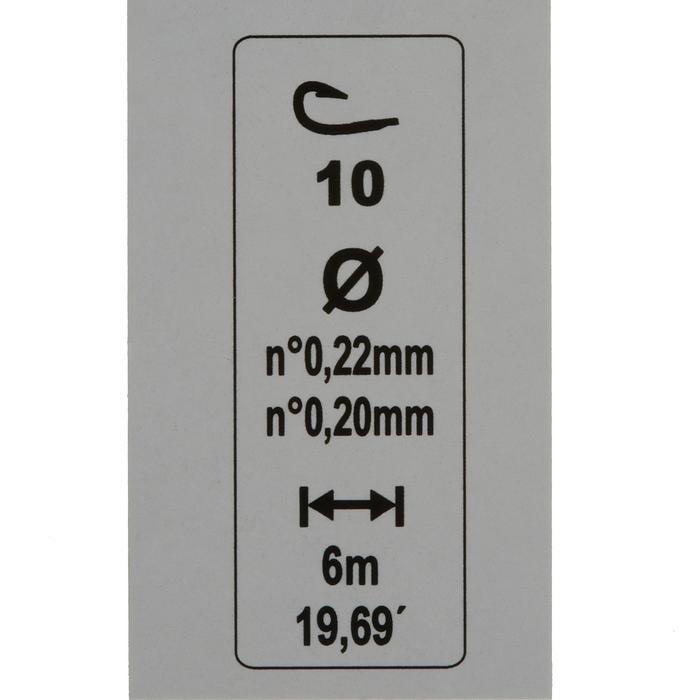 Fertigmontage RL Embelly 6 g Nr. 1 H10 Meeresangeln