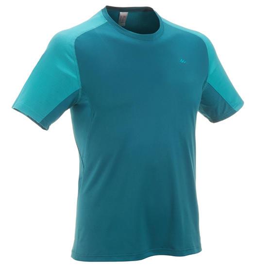 Wandel T-shirt met korte mouwen voor heren Tech Fresh 100 - 450563