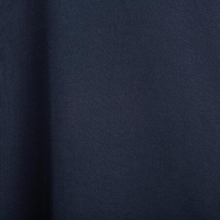 T-Shirt manches courtes  Randonnée Femme Arpenaz 100 bleu