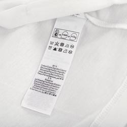 T-shirt korte mouwen trekking dames Arpenaz 100 - 450643