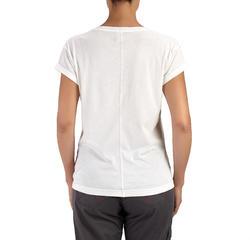 T-shirt korte mouwen trekking dames Arpenaz 100 - 450651