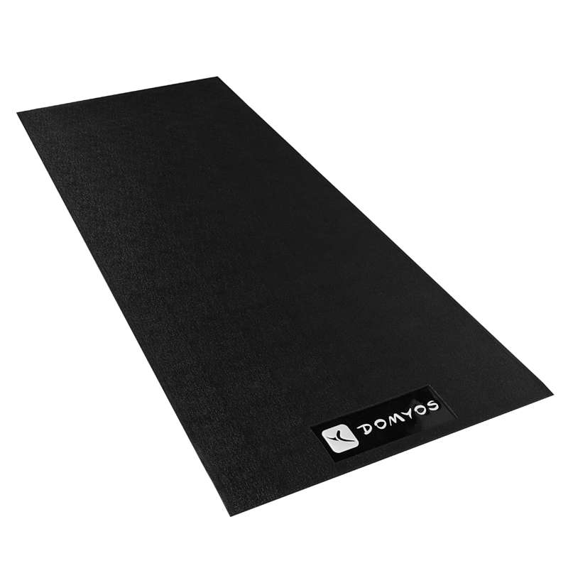 FITNESS CARDIO ACCESSORIES FOR EQUIPMENT Fitness and Gym - Training Mat DOMYOS - Home Gym Equipment and Accessories