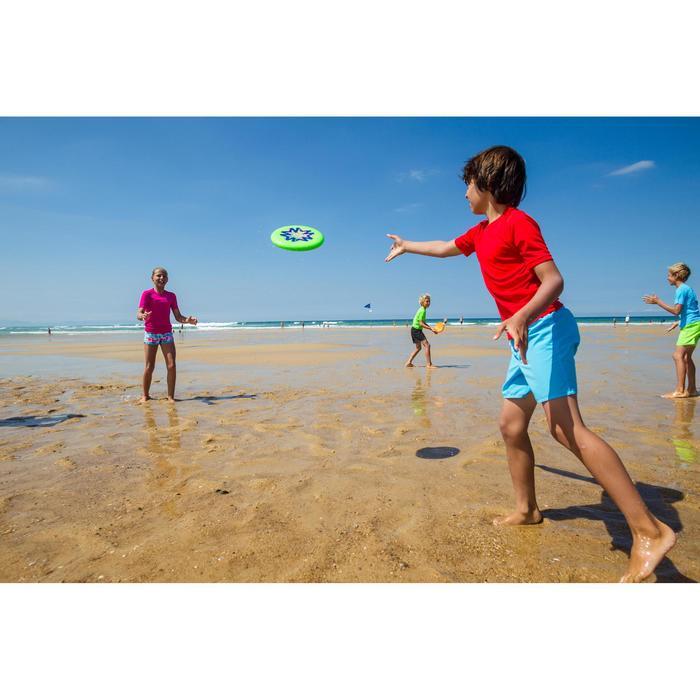 WATER T-SHIRT anti-UV Manches courtes Enfant Rouge