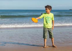 Frisbee/boemerang Soft groen - 451678
