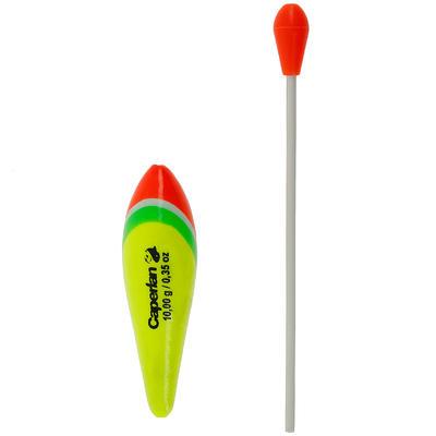Волосінь з оснащенням RL Touchy для ловлі хижої риби, Г4 і 10 г