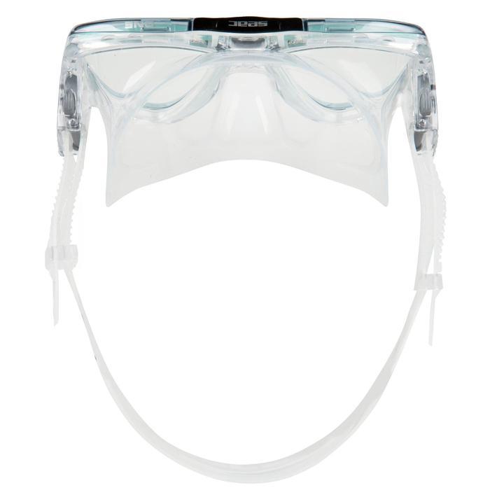 Masque de plongée One gris - 452018