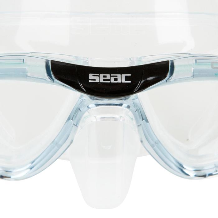 Masque de plongée One gris - 452021